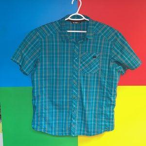 Arc'teryx button down shirt size Xl